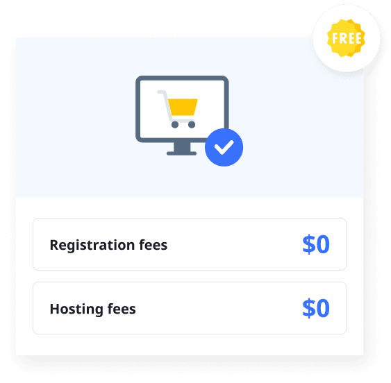 No upfront costs No commission fees